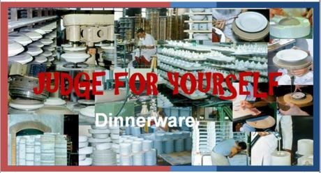 dinnerware header
